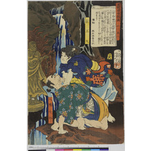 Tsukioka Yoshitoshi: 「東錦浮世稿談」 - Ritsumeikan University