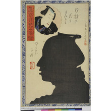 Ochiai Yoshiiku: 「真写月花之姿絵」 - Ritsumeikan University