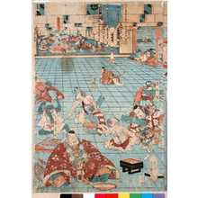 Utagawa Yoshitsuya: 「渡辺綱」「源頼光」「卜部季武」 - Ritsumeikan University