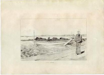 George Bigot: Lac d'Imba - Robyn Buntin of Honolulu