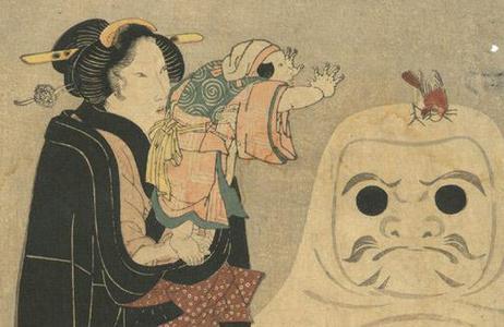 Utagawa Kunisada: Snow - Robyn Buntin of Honolulu