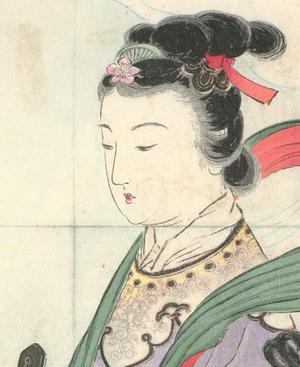 Takeuchi Keishu: Story Illustration - Robyn Buntin of Honolulu