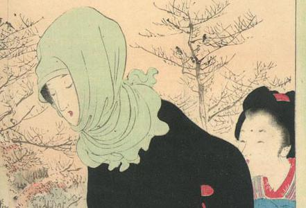 Tsukioka Kogyo: Story Illustration - Robyn Buntin of Honolulu