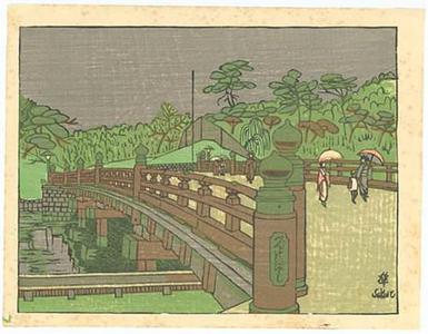 関野準一郎: Benkeibashi - Robyn Buntin of Honolulu