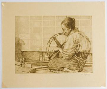 Willy Seiler: Silk Spinner 27/250 - Robyn Buntin of Honolulu