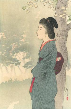Tsukioka Kogyo: Summer Shade - Robyn Buntin of Honolulu
