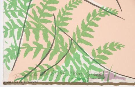Oda Mayumi: Towards The Light, Fern Grove (34/50) - Robyn Buntin of Honolulu