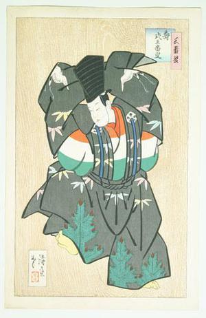 Kotondo: Kabuki Actor - Robyn Buntin of Honolulu