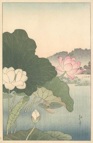 古峰: Frog on Lotus - Robyn Buntin of Honolulu