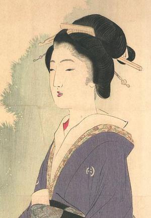 Takeuchi Keishu: New Year's Day - Robyn Buntin of Honolulu