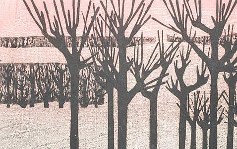 Shima Tamami: Trees - Robyn Buntin of Honolulu