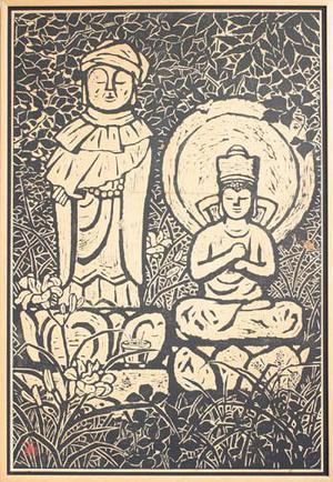 Sanji: Field Buddhas - Robyn Buntin of Honolulu