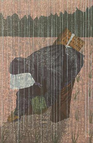 Rome Joshua: Saotome (The Rice Planter) (84/100) - Robyn Buntin of Honolulu