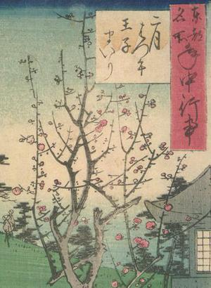 Utagawa Hiroshige: Visit to Oji Shrine - Robyn Buntin of Honolulu