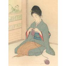 Takeuchi Keishu: Red Lotus, White Lotus - Robyn Buntin of Honolulu