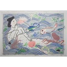 Oda Mayumi: Bliss of the Sea II (40/50) - Robyn Buntin of Honolulu