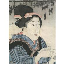 Utagawa Kuniyoshi: Night Visiting - Robyn Buntin of Honolulu