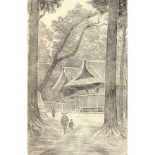 George Bigot: Temple de Miyama - Robyn Buntin of Honolulu