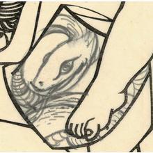 Clifton Karhu: Zodiac Series of Erotica: Snake - Robyn Buntin of Honolulu