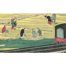 Ikkei: Railway Across a Field - Robyn Buntin of Honolulu
