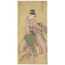 Eishosai Choki: Kabuki Dancer - Robyn Buntin of Honolulu