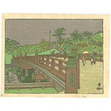 Sekino Jun'ichiro: Benkeibashi - Robyn Buntin of Honolulu