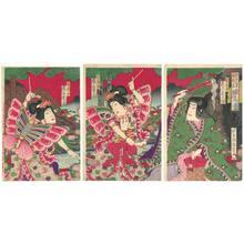 Utagawa Kunisada III: Makura Jido - Robyn Buntin of Honolulu