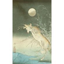 Toshichika: Moon on Musashi Plain - Robyn Buntin of Honolulu