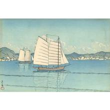 Kawase Hasui: Inland Sea - Robyn Buntin of Honolulu