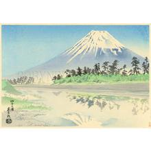 Tokuriki Tomikichiro: Mt. Fuji from Tago Bay - Robyn Buntin of Honolulu