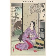 水野年方: Devoted Wife Chiyo - Robyn Buntin of Honolulu