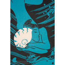 Oda Mayumi: Ancient Sea II, Nautilus (12/13) - Robyn Buntin of Honolulu