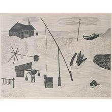 Kitaoka Fumio: Japanese Seashore (97/210) - Robyn Buntin of Honolulu