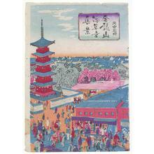 Nobuyasu: Kinryuzan Asakusa Temple - Robyn Buntin of Honolulu