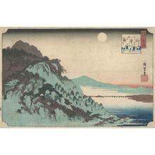 Utagawa Hiroshige: Autumn Moon at Ishiyama - Robyn Buntin of Honolulu