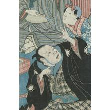 Utagawa Kunisada: Tea House Scene - Robyn Buntin of Honolulu
