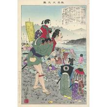 Kobayashi Kiyochika: Young Ieyasu - Robyn Buntin of Honolulu