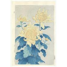 Kawarazaki Shodo: Chrysanthemum - Robyn Buntin of Honolulu