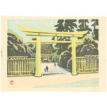 山口源: Meiji Shrine - Robyn Buntin of Honolulu