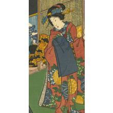 Utagawa Kunisada II: A Modern Pictorial Version of the Buddha's Eight-fold Path - Robyn Buntin of Honolulu