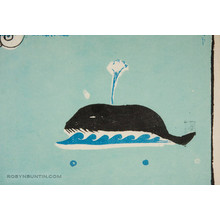 Oda Mayumi: The Day All Whales Shall Vanish Diptych (AP) - Robyn Buntin of Honolulu