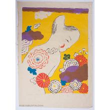 Oda Mayumi: Woman Calendar Big, September Afternoon (27/50) - Robyn Buntin of Honolulu