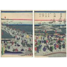 無款: Prosperity in Yokohama - Robyn Buntin of Honolulu