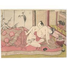 Suzuki Harunobu: Shunga - Robyn Buntin of Honolulu