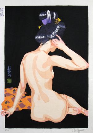 Paul Binnie: Cool Breeze (Suzukaze) - Scholten Japanese Art
