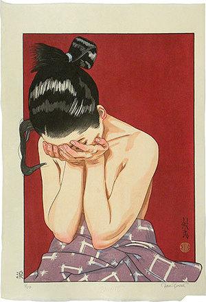 Paul Binnie: Tears (Namida) - Scholten Japanese Art