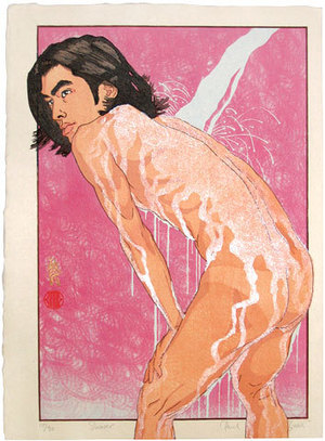 Paul Binnie: Shower - Scholten Japanese Art