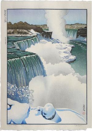 Paul Binnie: Travels with the Master: Niagara Falls (Meishou To No Tabi: Naiagura bakufu) - Scholten Japanese Art