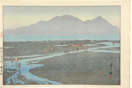 吉田博: Usendake - Scholten Japanese Art