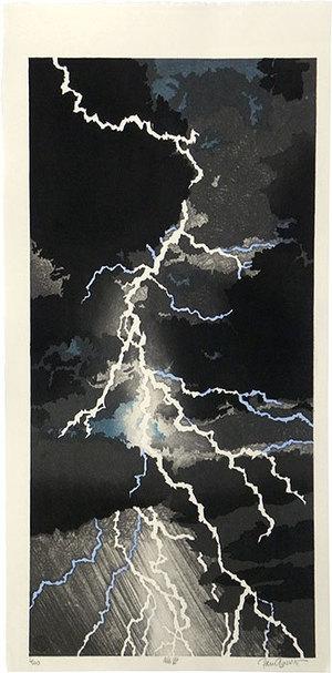 Paul Binnie: Lightning (Inazuma) - Scholten Japanese Art